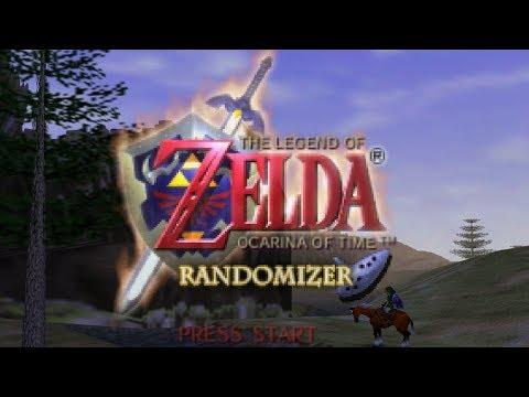 The Legend of Zelda: Ocarina of Time - Randomizer Livestream - KEEP CHAT ENGLISH PLEASE.