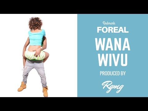 Redmark Foreal - Wana Wivu (Official Audio 2015)