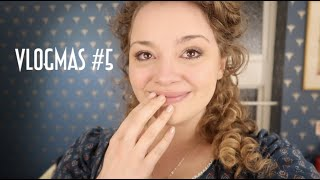 What An Emotional Day! | Vlogmas #5