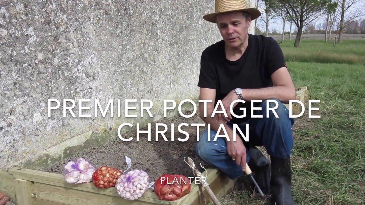 Comment Planter De L Échalote premier potager de christian : planter oignons, échalotes, ails