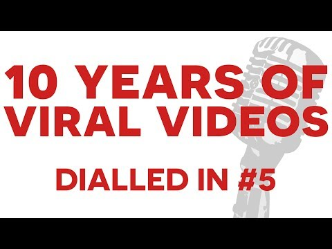 10 Years of Viral Videos! - DIALLED IN #5