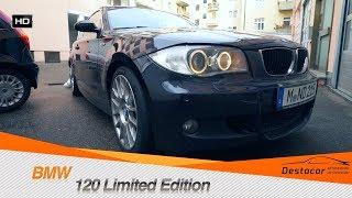 Bmw 120 Limited Edition Со Спецэффектами