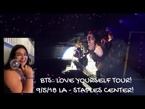 BTS: LOVE YOURSELF CONCERT!!!!!!!!!! | I STILL CAN'T BELIEVE THIS HAPPENED