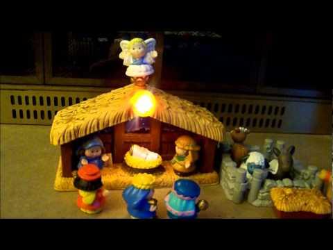 Fischer Price Nativity