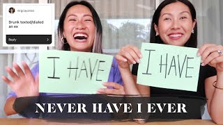 Never Have I Ever With My Sister Liz | Laureen Uy