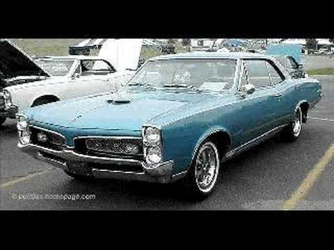 Ronnie & The Daytonas - 'Little GTO'