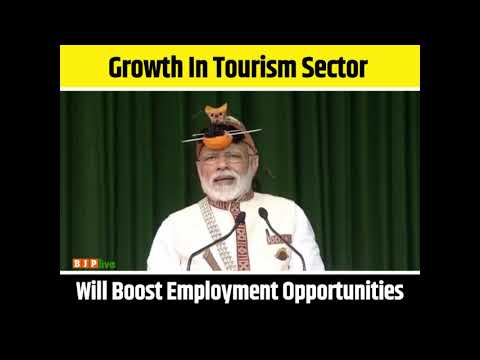 Tourism sector gives everyone an opportunity to earn: PM Shr
