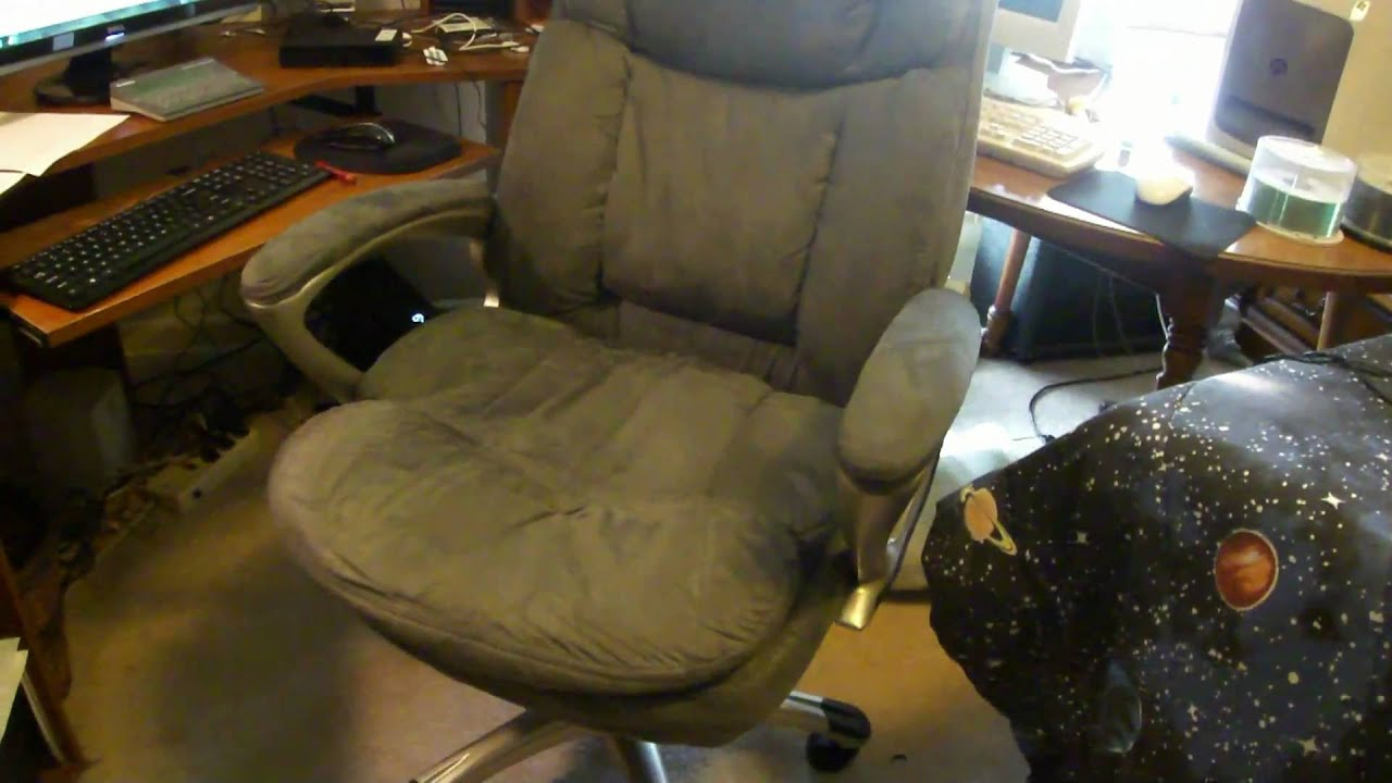 Review Of Office Max Crescenzo Executive Microfiber Chair You