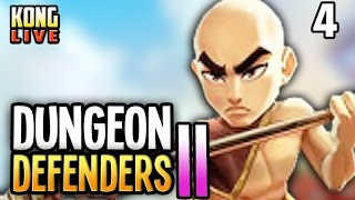 directo  dungeon defenders 2 gameplay espaol online