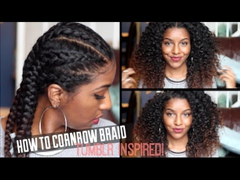 HD wallpapers natural hairstyle goddess braid