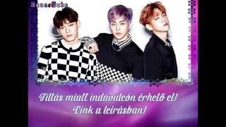 EXO - CBX - Miss you (hun sub)