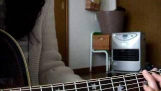 初めての練習曲なので聴き苦しいですが;;Bm7が出ていません。。