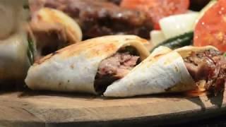 Lamb neck sandwich  سندويش رقبة غنم