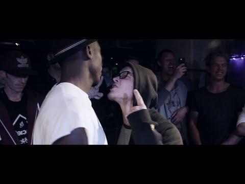Rap Slam Battles: Janus Forssling vs. Duncan