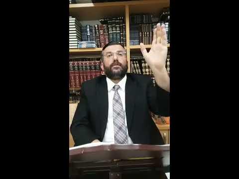 הלכות תלמוד תורה 1  הרב דוד שלום נקי