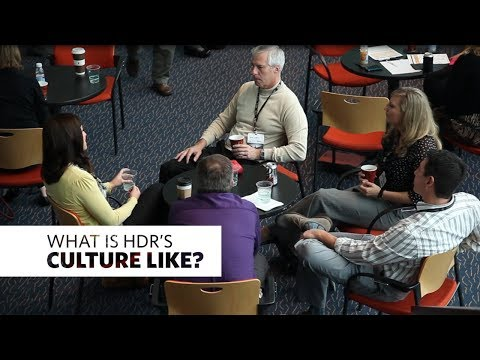What is HDR's Culture Like?