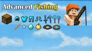[Macro] Advanced Fishing v0.1 - Pesca Completa (Baus infinitos Vip ou não)