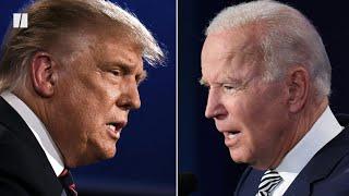 The Final Face Off Between Biden And Trump