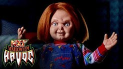 Chucky sets the stage for NXT Halloween Havoc WWE NXT Oct 26 2021