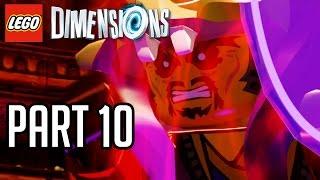 lego dimensions walkthrough part 10 master chen boss gameplay ps4 xb1 wii u 1080p hd