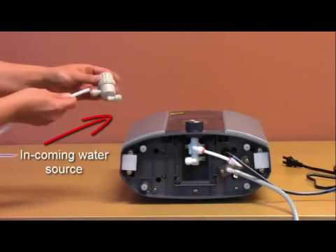 How to Install Any H2 Water Ionizer - Vesta H2 - Athena H2 - Melody II
