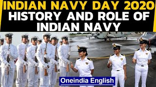 Indian Navy Day 2020: History and role of Men & Women in White | Oneindia News