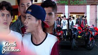 Club AJ Marah Banget Sama Geng Srigala Dahsyat 19 September 2016