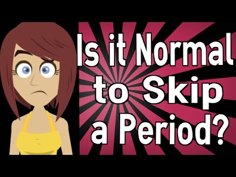 is-it-normal-to-skip-a-period?
