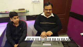 O Gore Gore O Banke Chhore | Amazzing Piano Cover by Pianist Ranjeet Sir !!!