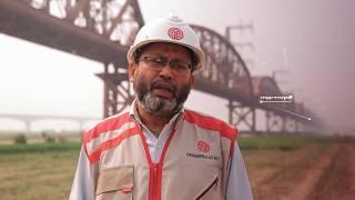 """Приветствуем вас на строительной площадке АЭС """"Руппур""""!"""