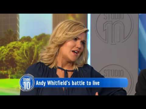Remembering Andy Whitfield  Studio 10