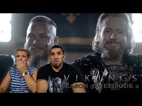 Vikings Season 3 Episode 4 'Scarred' REACTION!!
