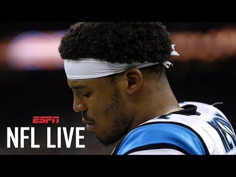 Cam Newton's inconsistency could've played role in the firing of Mike Shula | NFL Live | ESPN