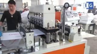Станок для производства пакетов из нетканых материалов(Линия для производства пакетов WZDJ– это многофункциональная высокоскоростная электропневматическая уста..., 2015-08-27T07:48:40.000Z)