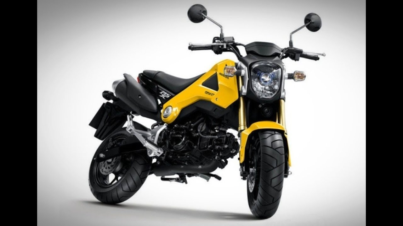 2015 Honda Grom >> 2015 Honda Grom Release Date, Colors, Review - YouTube