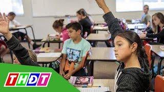 Học sinh Mỹ: Đình chỉ học nếu chưa tiêm phòng sởi | THDT