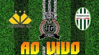🔴 Criciuma x Metropolitano-SC CATARINENSE 2019 AO VIVO [Canal JG Esportes]