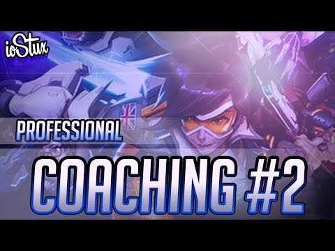 ioStux - Professional Coaching Session #2 (Overwatch/Tracer)