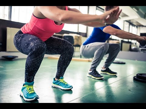 Exercises To Strengthen Glutes And Protect Knees (2018) Square