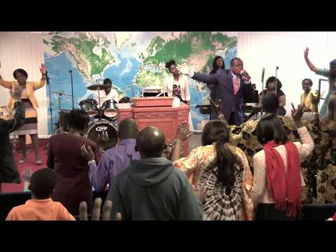 Reinforcing the covenant (The power of the blood)// Dr. Ralph Ayuk