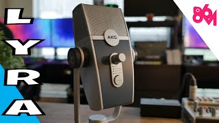 Hands on opinions with the AKG Lyra!