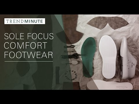 Trend Minute: Sole Focus Comfort Footwear