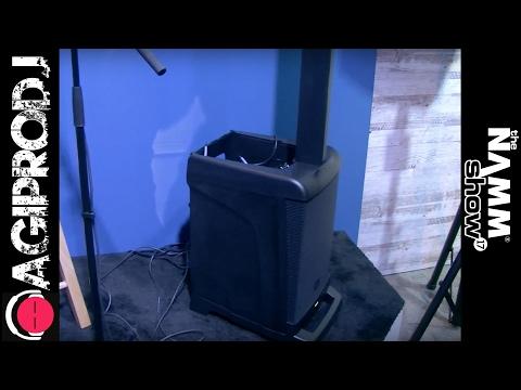JBL EON One Portable Vertical Speaker System | NAMM.17 - agiprodj.com