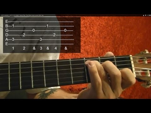Guitar Lesson - KISS - Beth - With Printable Tabs
