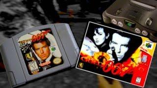 GoldenEye 007 Nintendo 64 - VHS Trailer 1997