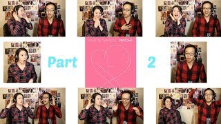 BTS 'Map of the Soul: Persona' First Listen (Part 2)