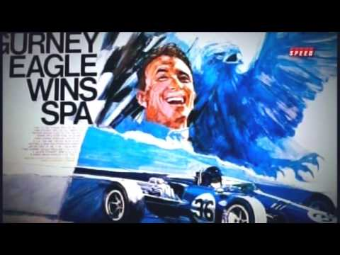 Dan Gurney -  The All American Victory
