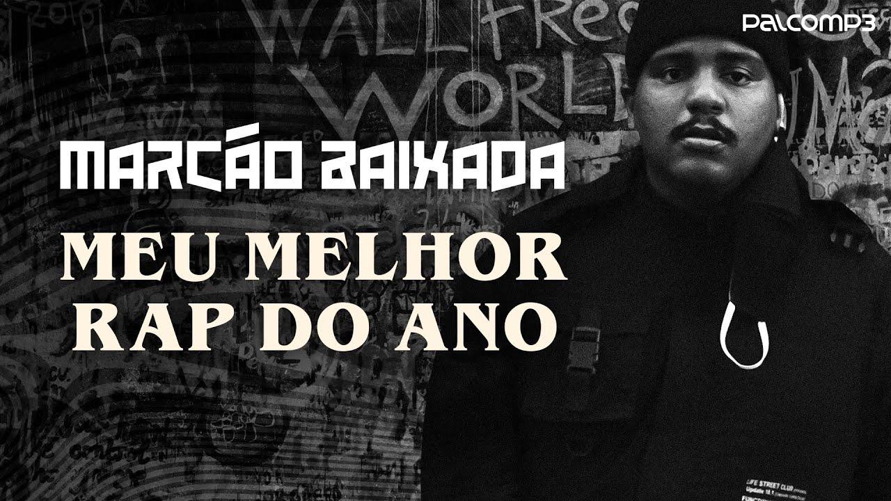 Marcão Baixada - Meu Melhor Rap do Ano | Vertical Video (Palco MP3)