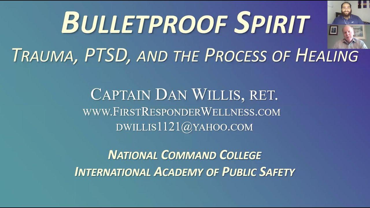Bulletproof Spirit May15 2020
