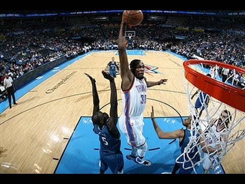 9e9c0a1f933a Kevin Durant s Greatest Dunks - YouTube